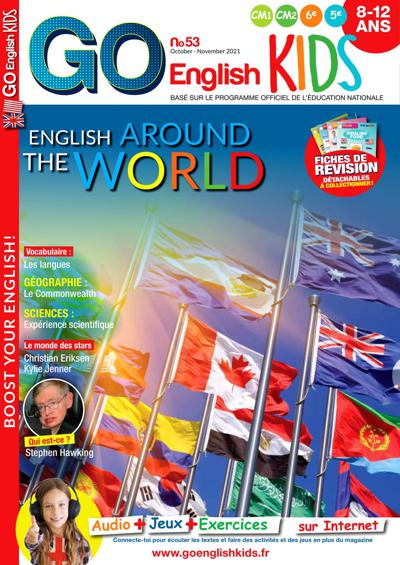 Subscription Go english kids