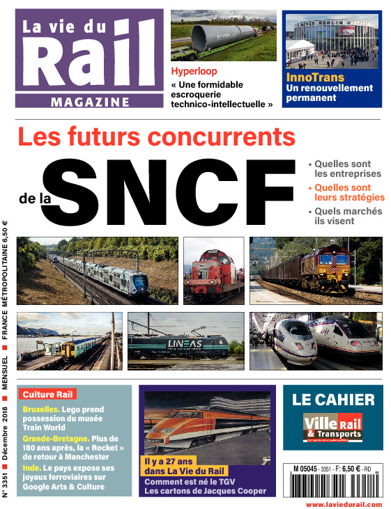 Subscription La Vie du Rail