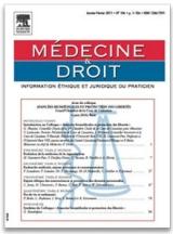 Subscription Médecine et droit