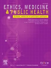 Ethique Médecine et Politiques Publiques