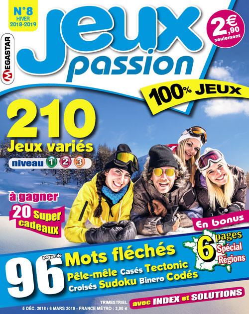 Subscription Jeux Passion