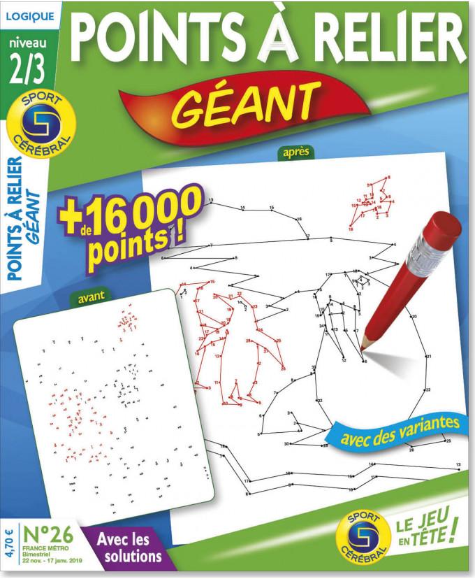 Points à Relier Géant