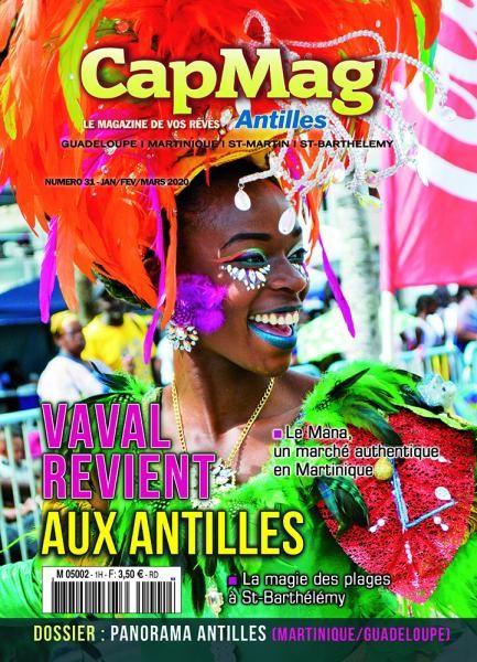 Cap Mag Antilles
