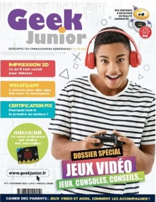 Geek Junior
