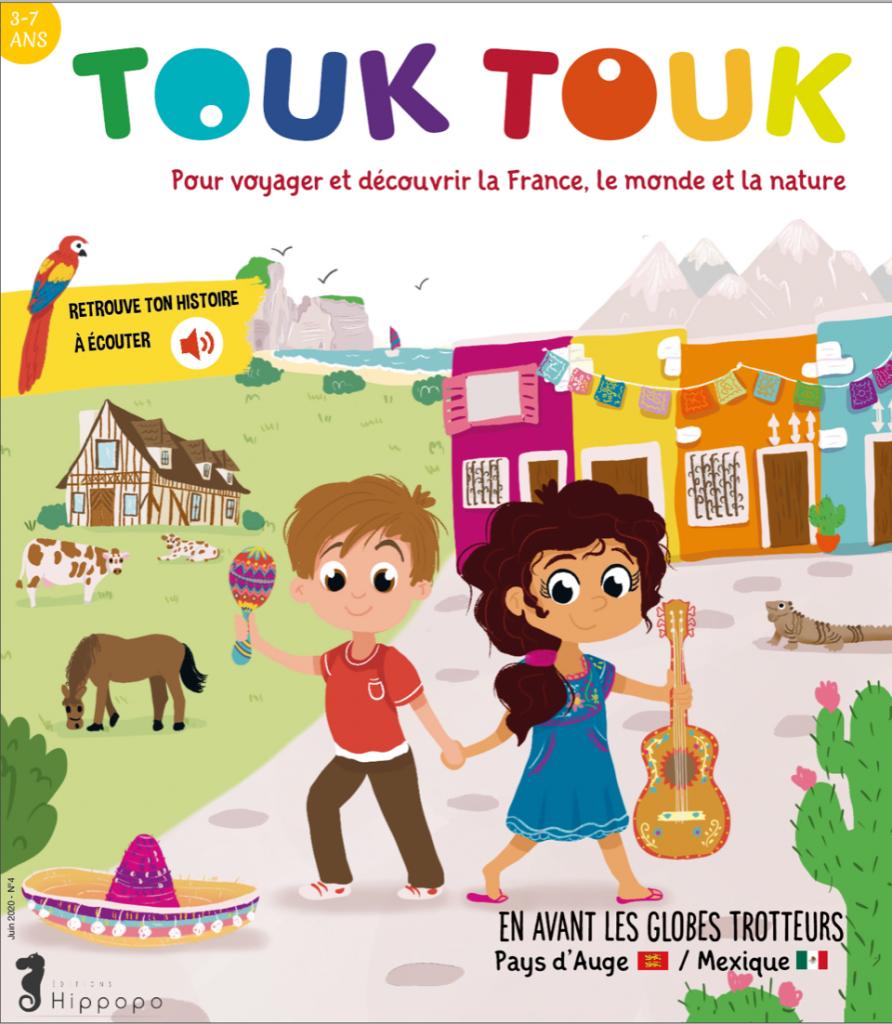 Touk Touk Magazine