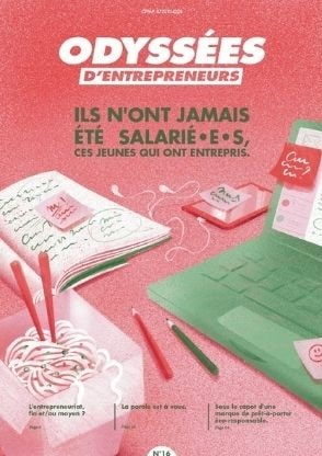 Odyssées d'entrepreneurs