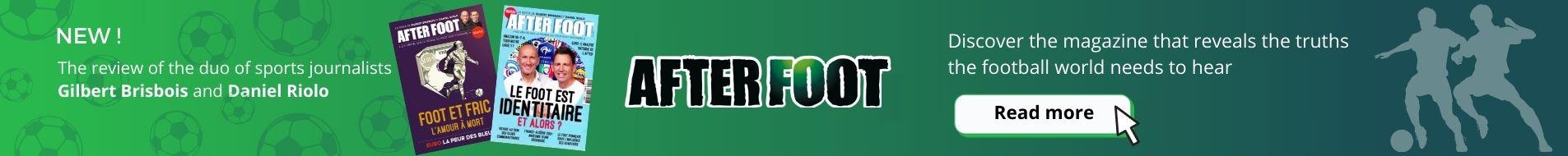 After Foot Suscription Sport Magazine
