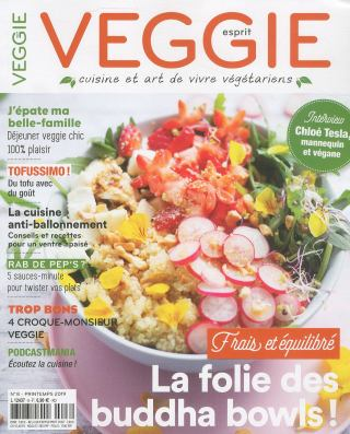 Subscription Esprit Veggie