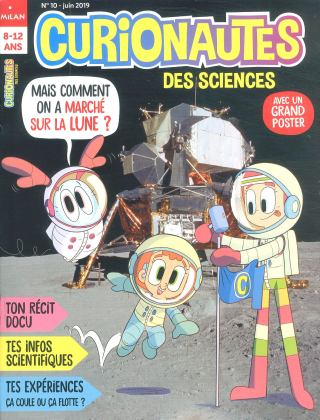 Subscription Curionautes des Sciences