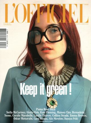 Subscription L'Officiel