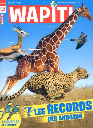Subscription Wapiti