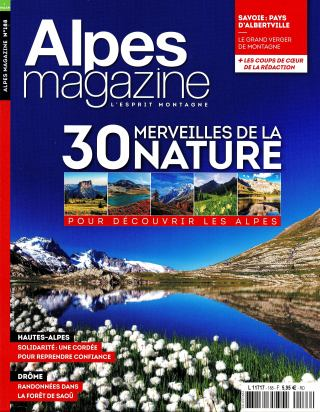 Subscription Alpes magazine