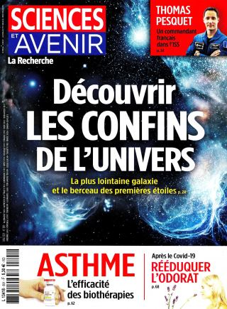 Subscription Sciences et Avenir