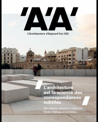 Subscription L'Architecture d'Aujourd'hui
