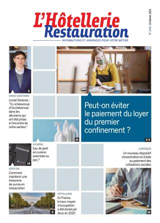 Subscription Hotellerie Restauration