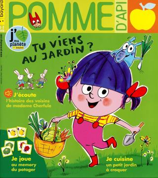 Subscription Pomme d'api