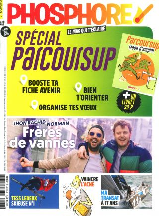 Subscription Phosphore