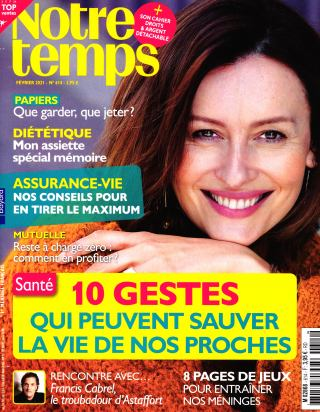 Subscription Notre Temps