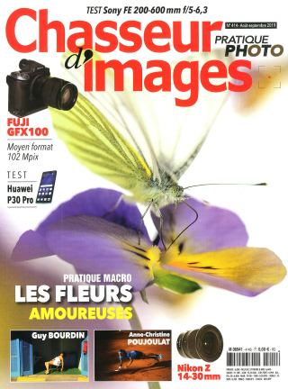 Subscription Chasseur d'images