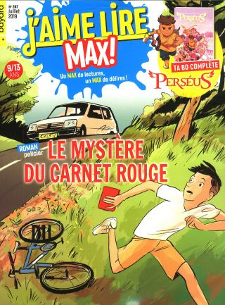 Subscription J'aime lire Max