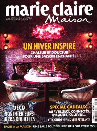 Subscription Marie Claire Maison