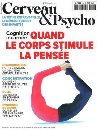 Subscription Cerveau et Psycho