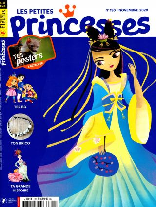 Subscription Les P'tites princesses