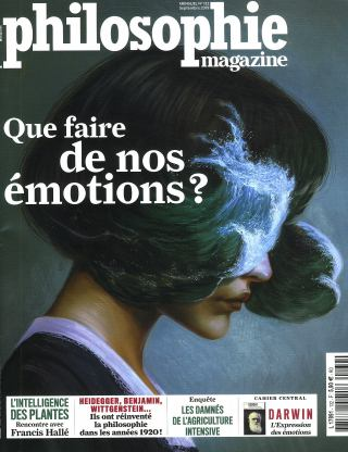 Subscription Philosophie magazine