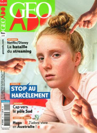 Subscription Géo Ado