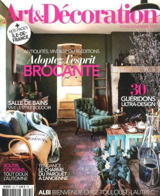 Subscription Art et Décoration