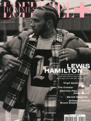 Subscription L'Officiel Hommes