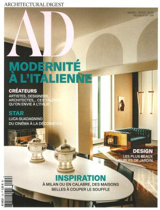 Subscription AD architectural digest