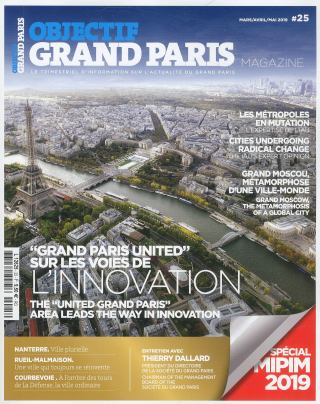 Subscription Objectif Grand Paris