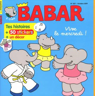 Subscription Babar